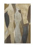 Megan Meagher - Figure Overlay II - Art Print
