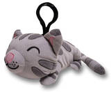 Big Bang Theory - Soft Kitty Backpack Clip Chaveiro