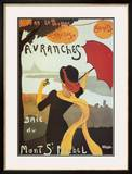 Avranches Posters by Albert Bergevin