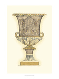 Dusty Urn Sketch III Reproduction procédé giclée par Jennifer Goldberger