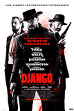 Django Unchained, film de Quentin Tarentino, 2013 Posters