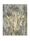 Tulip and Wildflowers V Prints by Jennifer Goldberger