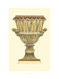 Neutral Urn Sketch II Giclee Print by Jennifer Goldberger
