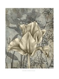 Tulip and Wildflowers IV Posters by Jennifer Goldberger