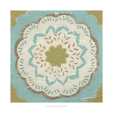 Rustic Tiles IV Prints by Chariklia Zarris