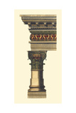Column and Cornice I Print by Vision Studio