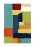 Metro Palette I Print by Erica J. Vess
