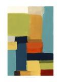 Metro Palette II Kunstdrucke von Erica J. Vess