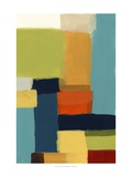 Metro Palette II Prints by Erica J. Vess