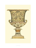 Neutral Urn Sketch III Giclee Print by Jennifer Goldberger