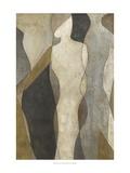 Figure Overlay I Poster von Megan Meagher