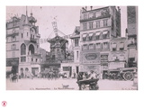 1903 Place Blanche Moulin Rouge Giclée-Druck