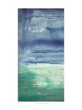 Azul Bayou I Pósters por Jennifer Goldberger