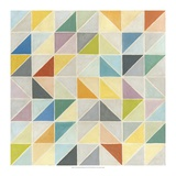 Non-Embellished Multifaceted I Premium Giclee Print by Megan Meagher