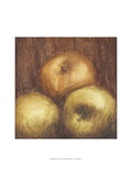 Rustic Apples II Posters by Ethan Harper