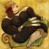 Rendez-Vous Galant Prints by Aline Gauthier