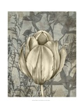 Tulip and Wildflowers I Prints by Jennifer Goldberger