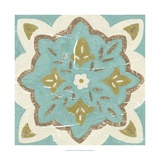 Rustic Tiles II Prints by Chariklia Zarris