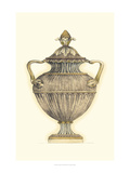 Dusty Urn Sketch IV Giclee Print by Jennifer Goldberger