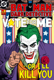 Batman Vote For Me Kunstdrucke