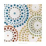 Mosaic Mandalas II Prints by Erica J. Vess
