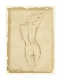 Antique Figure Study I Reproduction proc&#233;d&#233; gicl&#233;e par Ethan Harper