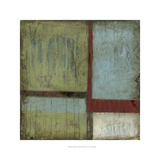 Rustic Minimalism I Poster by Jennifer Goldberger