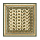 Italian Mosaic III Print by  Vision Studio