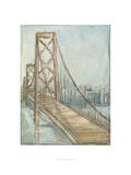 Metropolitan Bridge I Posters by Ethan Harper