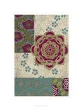 Batik Ornament I Prints by Chariklia Zarris