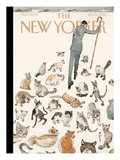 The New Yorker Cover - January 21, 2013 Regular Giclee Print by Barry Blitt