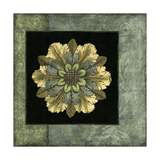 Rosette Inset II Prints by Jennifer Goldberger