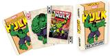 The Incredible Hulk Playing Cards Playing Cards