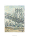 Metropolitan Bridge II Prints by Ethan Harper