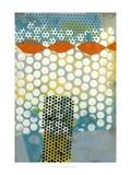 Translucent Abstraction I Poster by Jennifer Goldberger
