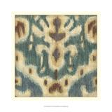 Ikat Motif IV Prints by Chariklia Zarris