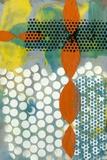 Translucent Abstraction II Prints by Jennifer Goldberger