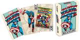 Captain America Playing Cards Playing Cards
