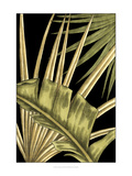 Ethan Harper - Rustic Tropical Leaves III - Poster
