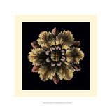 Small Classic Rosette VI Giclee Print by Vision Studio