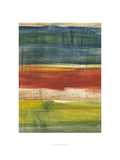 Vibrant Abstract I Poster by Ethan Harper