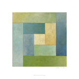 Quilted Abstract II Prints by Megan Meagher