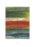 Vibrant Abstract II Prints by Ethan Harper