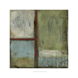Rustic Minimalism II Prints by Jennifer Goldberger