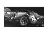 Vintage Racing II Posters af Ethan Harper