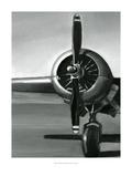Ethan Harper - Vintage Flight I - Poster