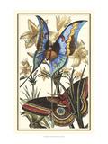 Butterfly I Giclee-tryk i høj kvalitet af  Vision Studio
