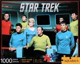 Star Trek Cast 1000 Piece Jigsaw Puzzle Jigsaw Puzzle