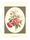 Antique Bouquet I Posters by Sydenham Teast Edwards