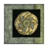 Rosette Inset I Giclee Print by Jennifer Goldberger